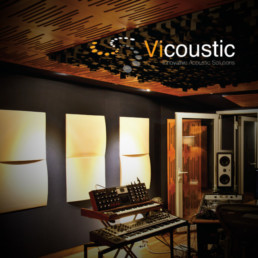 Cable Solutions Audio Visual Dublin Ireland Vicoustic